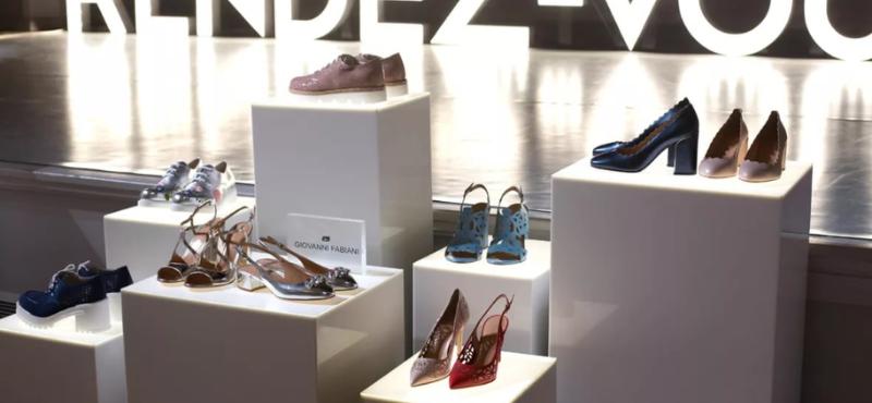 1d524404f Скидки на обувь в бутике RENDEZ-VOUS!